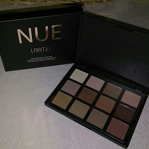 NUE Nude Eyeshadow Collection palette